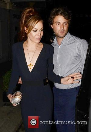 Tara Palmer Tomkinson leaving the Savoy Hotel, having attended the 'Freddie for a Day' party - an evening of comedy...