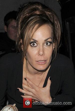 Tara Palmer-Tomkinson leaving the Savoy Hotel, having attended the 'Freddie for a Day' party - an evening of comedy and...