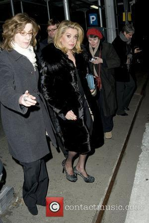 Catherine Deneuve Opening Night of Rendez-Vous with French Cinema at Paris Theater New York City, USA - 03.03.11