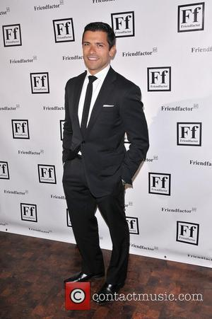 Mark Consuelos at the New York launch of Friendfactor at Lavo New York City, USA - 03.05.11