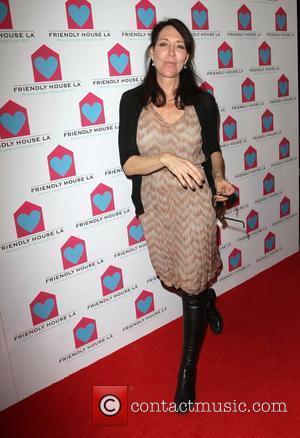 Katey Sagal and Beverly Hilton Hotel
