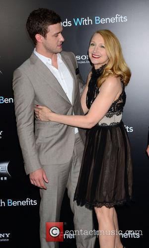 Justin Timberlake, Patricia Clarkson  New York premiere of 'Friends with Benefits', held at the Ziegfeld Theater - Arrivals New...