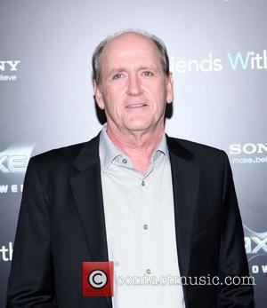 Richard Jenkins New York premiere of 'Friends with Benefits', held at the Ziegfeld Theater - Arrivals New York City, USA...