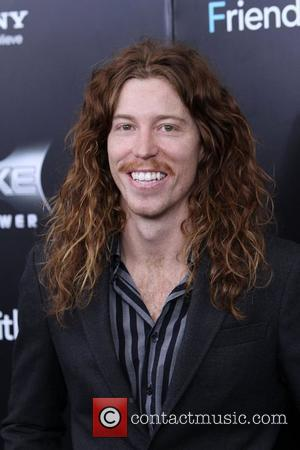 Shaun White New York premiere of 'Friends with Benefits', held at the Ziegfeld Theater - Arrivals New York City, USA...