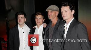 Christopher Mintz-plasse, Anton Yelchin and Dave Franco