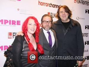 Jane Goldman, Andy Nyman and Jonathan Ross