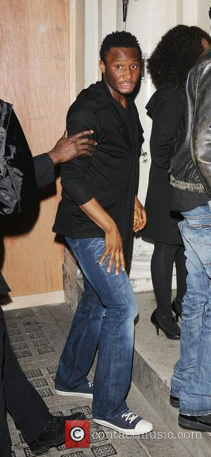 Chelsea footballer John Obi Mikel at Funky Buddha nightclub London, England - 01.03.11