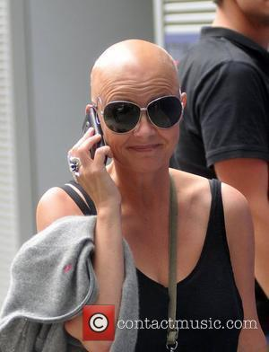 Gail Porter out and about in London London, England - 05.07.11
