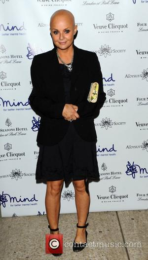 Gail Porter Mindful Gala Dinner, held at Imperial War Museum - Arrivals London, England - 21.09.11