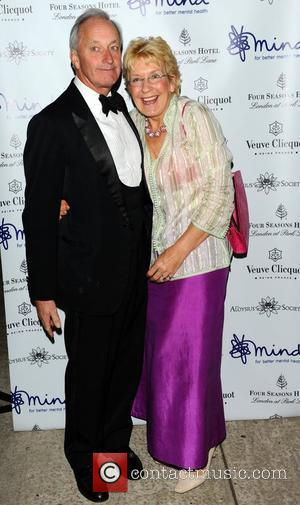 Neil Hamilton and Christian Hamilton Mindful Gala Dinner, held at Imperial War Museum - Arrivals London, England - 21.09.11