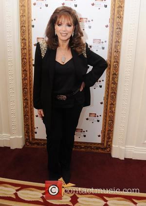 Jackie Collins Galaxy British Book Awards, held at the Mandarin Oriental Hotel London, England - 04.11.11