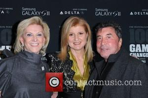 Arianna Huffington and Guests The Huffington Post 2011 Game Changers Event at Skylight Soho  New York City, USA -...