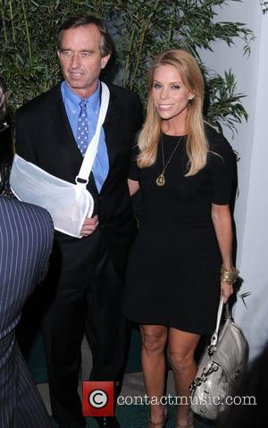 Robert Kennedy Jr and Cheryl Hines The Huffington Post 2011 Game Changers Event at Skylight Soho  New York City,...