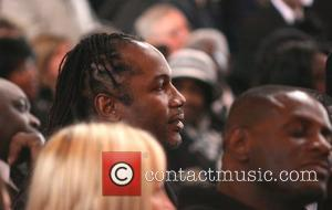 Lennox Lewis The funeral of the former British boxing champion Gary Mason who was killed when struck by a van...