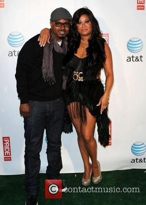 Cece Peniston and Kevin Lewis