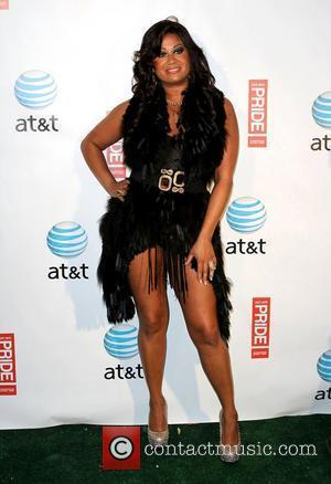 Cece Peniston Gay Pride 2011 Day 2 held at the West Hollywood Park - VIP Room West Hollywood, California -...