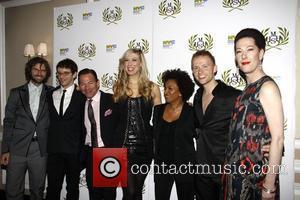 Michael Urie, Justin Bond and Wanda Sykes