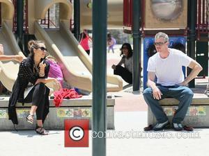 Jessica Alba and Eric Dane