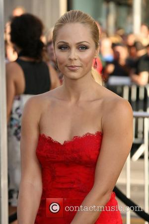 Laura Vandervoort Los Angeles Premiere of Warner Bros. Pictures the Green Lantern held at the Grauman's Chinese Theatre Los Angeles,...
