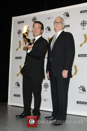 Rick Mercer and Gerald Lunz