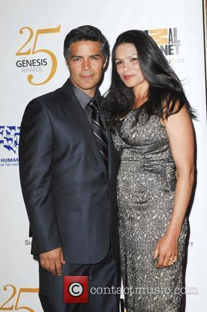 Esai Morales In Car Crash