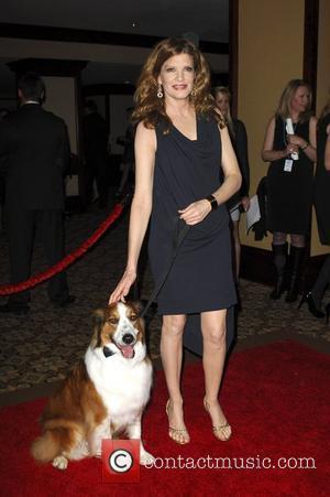 Rene Russo 25th Anniversary Genesis Awards held at The Hyatt Regency Century Plaza Hotel - Arrivals  Los Angeles, California...
