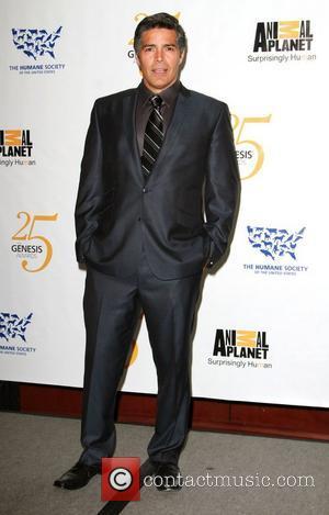 Esai Morales 25th Anniversary Genesis Awards held at The Hyatt Regency Century Plaza Hotel - Press Room Los Angeles, California...