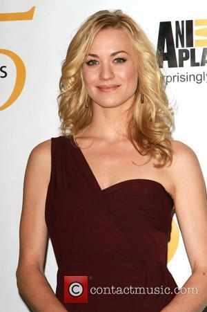 Yvonne Strahovski 25th Anniversary Genesis Awards held at The Hyatt Regency Century Plaza Hotel - Press Room Los Angeles, California...