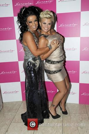 Kerry Katona and Michelle Clayton The Genesis Breast Cancer Prevention Appeal celebrates 15 years with the Genesis Crystal Ball at...