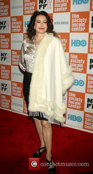Sean Young  HBO documentary screening of 'George Harrison: Living in the Material World' at Alice Tully Hall New York...