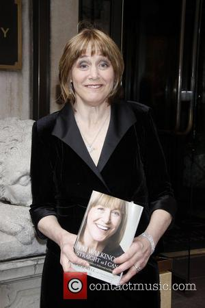 Geri Jewell from the classic TV show 'The Facts of Life' promotes her new book 'I'm Walking As Straight As...