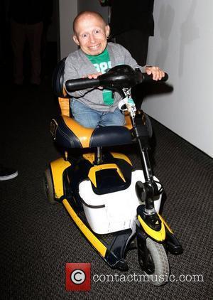 Verne Troyer Get Lucky for Lupus LA! at the Petersen Automotive Museum  Los Angeles, California - 22.09.11