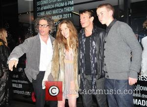 Dexter Fletcher  Dolce & Gabbana Dress Me Up party at their London flagship store on New Bond Street -...