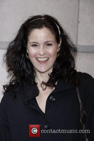 Ally Sheedy Opening Night of the Broadway premiere of 'Ghetto Klown' at the Lyceum Theatre - Arrivals.  New York...