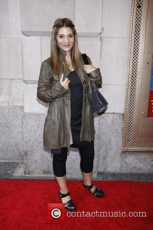 Callie Thorne  Opening Night of the Broadway premiere of 'Ghetto Klown' at the Lyceum Theatre - Arrivals....