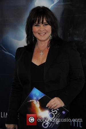 Coleen Nolan  arrives for the world premiere of 'Ghost' at the Opera house Manchester, England - 12.04.11