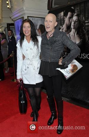 Guest and Richard O'Brien press night for 'Ghost: The Musical' held at Piccadilly Theatre - Arrivals London, England - 19.07.11