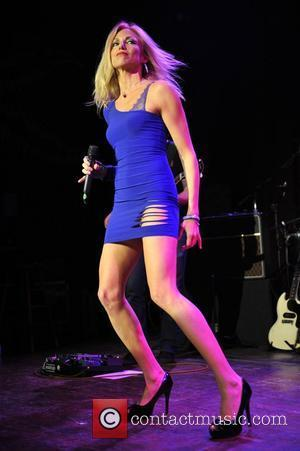 Debbie Gibson performs at the House of Blues Chicago, Illinois - 13.08.11