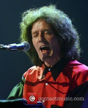 Gilbert O'Sullivan performs live at The Olympia. Dublin, Ireland - 10.03.11.