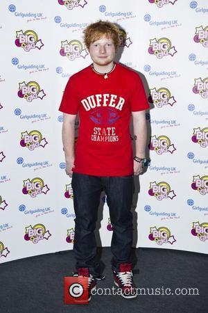 Ed Sheeran and Wembley Arena