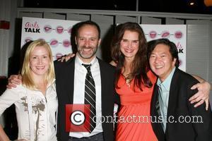 Angela Kinsey, Ken Jeong and Roger Kumble