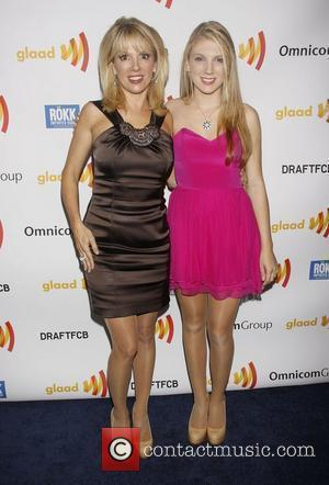 Ramona Singer and Avery Singer The 2011 GLAAD Amplifier Awards, honoring the best in LGBT inclusive advertising, held at the...
