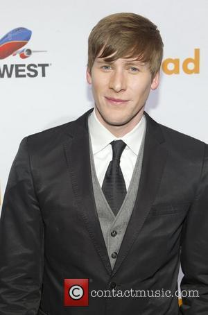 Dustin Lance Black 22nd Annual GLAAD Media Awards at San Francisco Marriott Marquis  San Francisco, California, USA - 14.05.11