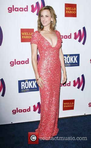 Marlee Matlin 22nd Annual GLAAD Media Awards held at the Westin Bonaventure Hotel Los Angeles, California - 10.04.11