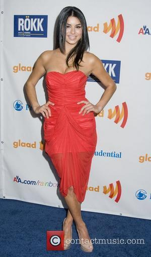 Rima Fakih The 22nd Annual GLAAD Media Awards held at the Marriott Marquis Hotel - Arrivals New York City, USA...