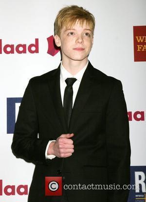 Cameron Monaghan 22nd Annual GLAAD Media Awards held at the Westin Bonaventure Hotel Los Angeles, California - 10.04.11