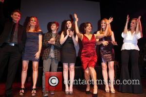 Lea Thompson, Constance Marie, Lucas Grabeel, Marlee Matlin and Vanessa Marano