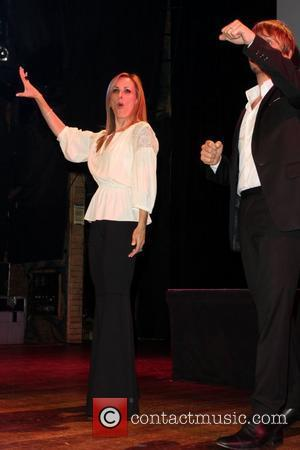 Marlee Matlin, Ken Paves and House Of Blues