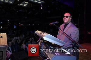 Stevie Wonder and House Of Blues