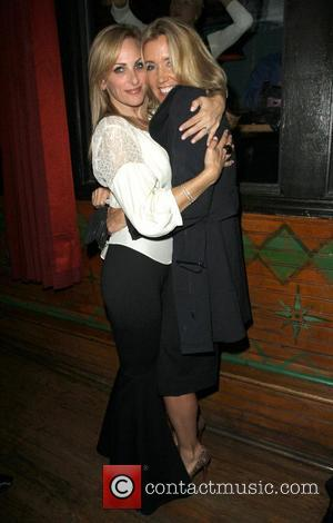 Marlee Matlin, Felicity Huffman and House Of Blues